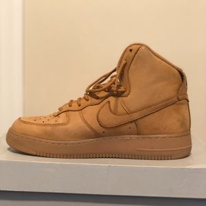Air Force 1 Mid-Wheat